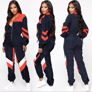 Fashionnova jumpsuit brand new with tags!